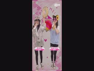 [48스페셜] 마이크, 내꺼야!ㅣ사토 미나미(AKB48)+아사이 나나미(AKB48) - ♬호빵맨 행진곡