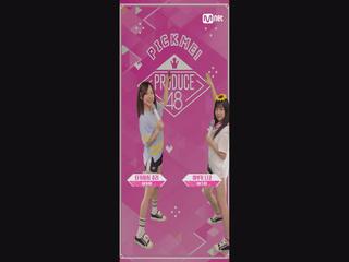 [48스페셜] 마이크, 내꺼야!ㅣ타카하시 쥬리(AKB48)+야부키 나코(HKT48) - ♬사랑하는 포춘쿠키