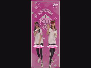 [48스페셜] 마이크, 내꺼야!ㅣ무라세 사에(NMB48)+나카니시 치요리(AKB48) - ♬Cutie Honey