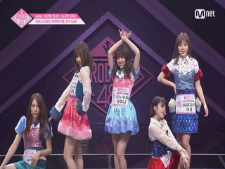 [단독/풀버전] AKB48_이치카와 마나미, 시노자키 아야나, 나카니시 치요리, 미야자키 미호, 모기 시노부 ♬이름이 뭐예요? @기획사별 퍼포먼스