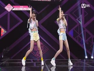 [단독/풀버전] AKB48_오다 에리나, 나카노 이쿠미 ♬Get you! @기획사별 퍼포먼스