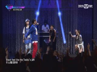 #3 음악이 아니었다면 (feat. 치타) 팀배틀 미션