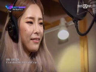 [MV] #2 TRACK. Me, Myself & I (Prod. by 버벌진트) - 헤이즈 (Feat. 제시, 휘성)
