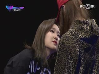 디스배틀 <예지 vs 수아>