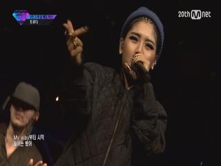 [단독공개] #8 YDG 트랙, 팀 배틀 미션 선공개 (예지, 엑시, 트루디)