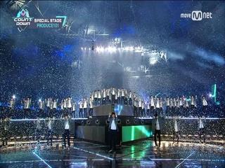 [최초공개] 프로듀스101 시즌2 _ 나야나 (PICK ME) performance @Mcountdown 170309