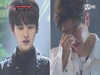 [5회] '울지 마요' 믿기지 않는 민호의 탈락