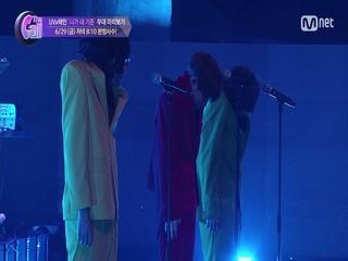 [선공개] UVx태민, 섹시 눈빛+치명 퍼포먼스 (끝났다 ㅎㅏ)