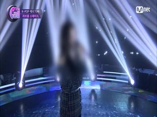 K-POP 섹시 디바 ′눈,코,입′ @러브콜 스테이지