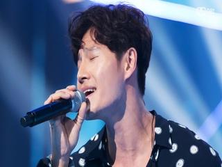 오랜만에 가수로 돌아오다! 김종국 ′제자리걸음′