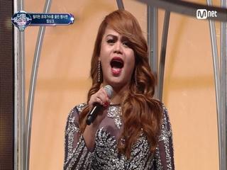 한국 노래도 완벽! 필리핀 행사퀸 'My destiny'