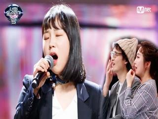 싱글맘의 용기있는 무대.. 울산 24세 신입사원 '나침반'