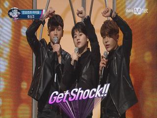 이상민vs문세윤, 세기의 음치 맞히기 대결 'Shock'