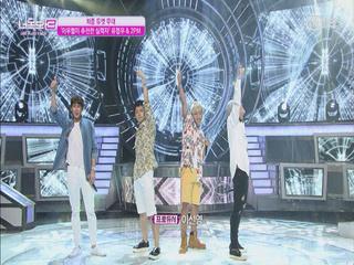 준케이 절친 추천 실력자와 2PM의 10점만점 듀엣 'I'll be back'