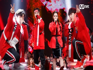 [6회] 김근수&방재민 - Santah Claus(Feat.산이,치타) @2차팀대항전