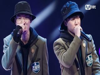 [4회/단독] 김근수&조원우 - 껍데기는 가 @1차팀대항전