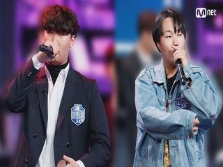 [1회] 참가자 호응 굿! 이진우 vs 멘토들 극찬! 최진호 @학년별싸이퍼