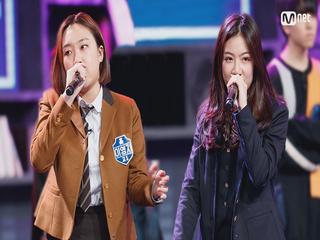 [1회] 여자래퍼! 반전 이영지 vs 역시 하선호 @학년별싸이퍼