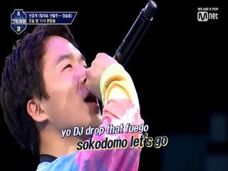 """[2회선공개] """"내 모습에 반하는 사람들 엄청 많은데!!"""" 외계인 양승호의 무대"""
