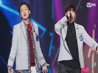 [4회] 강민수&이진우 - 고래를 위하여 @1차팀대항전