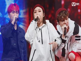 [6회] 김민규&이영지 - G.O (Feat. 김효은) @2차팀대항전
