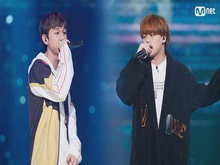 [7회] 김민규 - HERE (Feat. 빈첸(VINXEN)) @세미파이널