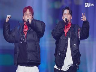 [7회] 이진우 - 입에 마스크 (Feat. 행주, Webster B) @세미파이널