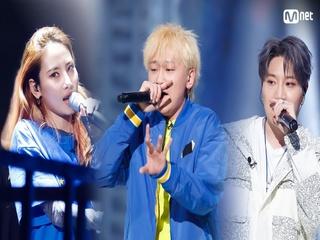 [8회] 강민수 - 팝콘 (Feat. 페노메코, 유라) @파이널