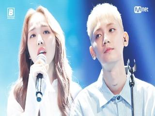 [1회]난 아직도 설레 girl 넌 어때 주영 - ♬처음 (feat.백아연) @1차배틀 1라운드