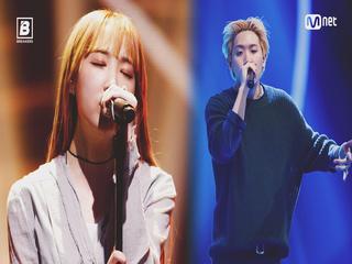[7회] 랩과 보컬의 성숙한 조화! (소름쫘악-) 몽환적인 무대,  미아 - ♬25 train(Feat. 나플라) @세미파이널 '너에게 보내는 노래'