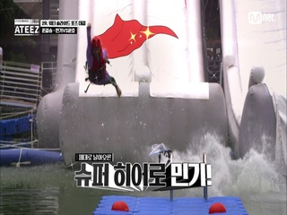 [3회] 난이도 최상의 입수 다이빙(feat.아파도참자)