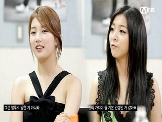 전형적인 SM&JYP스타일? 루나와 수지의 이적쇼방문