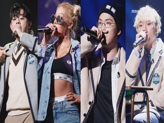 [선공개]Competition <김동현X제시> vs <김선재X매드클라운>, 탈락자는? [오늘 (금) 밤11시 6회 본방송]