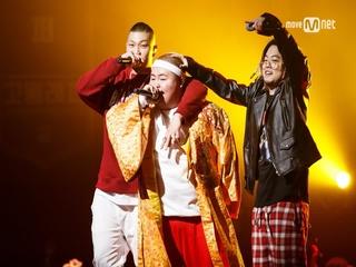 [8회]부산으로 금의환향 하겠습니다 이동민(feat.던밀스,G2) - ♬금의환향 @Final