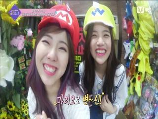 [7회] 플레이어X공원소녀 Lv.7  케미 신공★텔레파시 선물 매칭!
