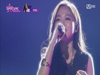 [9회] 심사위원 점수 최고점! 박혜원 - '노래 (Move)' <음원발매>