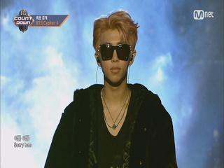 '최초공개' 방탄소년단 - BTS Cypher 4|BTS COUNTDOWN