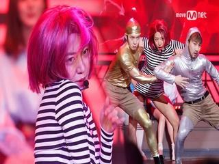 에이핑크 남주, 섹시美 넘치는 맨발 퍼포먼스!  (feat.은광&창섭)