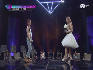 [선공개]발로 찼어요 진짜로 제이니 vs 육지담 @ 1vs1 디스배틀 1라운드