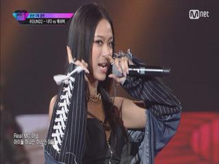 [8회] 'I′m Nasty NADA' 나다<Nasty> (Feat. 박미경) @본선1차 2라운드