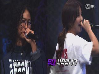 [선공개]G2 보다 잘한다며?! TEAM 전소연&나다 @ 2vs2 팀디스배틀