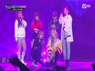 [풀버전/단독] 스페셜 공연 <She's coming> - 하주연, 케이시, 쿨키드, 유나킴, 그레이스, 제이니