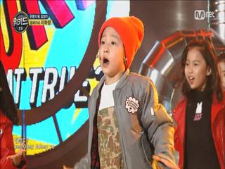 랩베이비 이하랑, 꼬마스웩~ '오키도키'