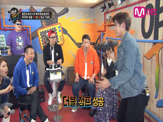 뭐든지 돌려버리는 송유빈의 윤민수 모창!