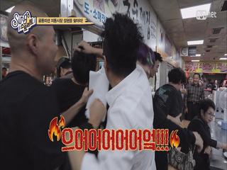 [2회]방송 2회 만에 대폭주! 로바페 광민 명수에게 머리채 잡히다
