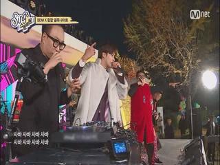 [선공개] EDM X 힙합 골목나이트 '날개 잃은 천사&바다의 왕자'