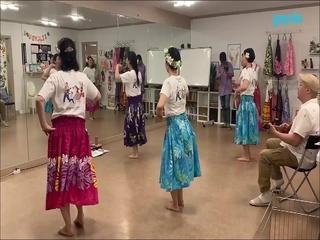 이한철X나우 - [안녕, 나의 하루] '후킬라우' 훌라 댄스 연습 영상