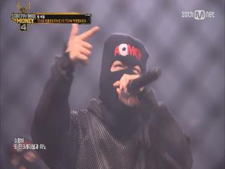 릴보이,지구인,Sik-K - AOMG GANG (Team 박재범&로꼬) @ 팀 배틀