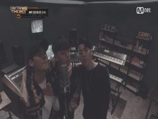 [MV] ′맘 편히′ (feat. 사이먼도미닉, 그레이) - 원 @ 1차 경연(Team 사이먼도미닉 & 그레이)