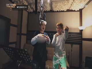 [MV] ′썬 블락(Feat.마이크로닷)′ - 슈퍼비 @ Semi-Final(Team 도끼 & 더 콰이엇)